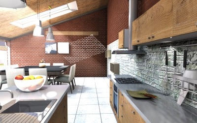 Lincolnshire barn with planning for residential