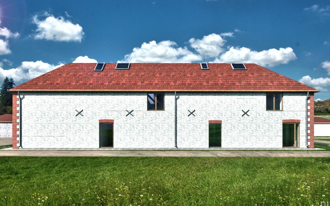 Lincolnshire barn conversion for sale